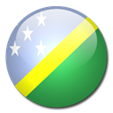 Country, Island, solomon, flag SeaGreen icon