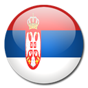 flag, Country, Serbia Icon