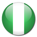Nigeria, Country, flag SeaGreen icon