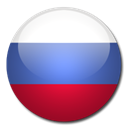 Country, flag, russia Black icon