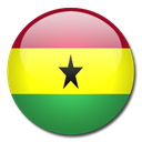 flag, Country, Ghana Yellow icon