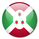 flag, Burundi, Country Black icon