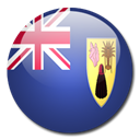 Island, caicos, turk, flag, And, Country DarkSlateBlue icon