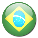 flag, Country, brazil Icon