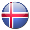 iceland, Country, flag DarkSlateBlue icon