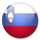 slovenia, Country, flag Black icon