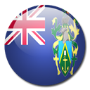 pitcairn, Country, flag, Island Icon