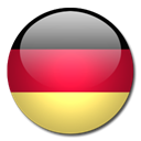 germany, flag, Country Black icon