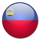 Liechtenstein, Country, flag Firebrick icon