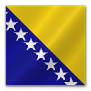 And, bosnia, herzegovina MidnightBlue icon