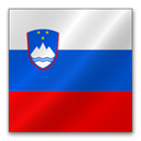 slovenia Red icon