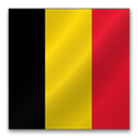 Belgium Black icon