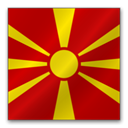 Macedonia DarkRed icon