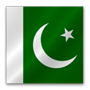 Pakistan DarkGreen icon