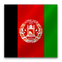 Afghanistan DarkRed icon