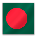Bangladesh DarkSlateGray icon