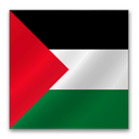 Palestine Black icon