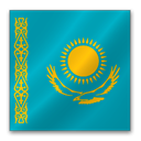 Kazakhstan DarkCyan icon