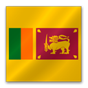 Lanka, sri Goldenrod icon