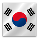 Korea, south Gainsboro icon