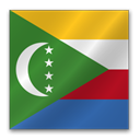 Comoros ForestGreen icon