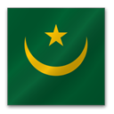 Mauritania DarkGreen icon