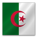 Algeria DarkGreen icon