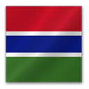 Gambia DarkOliveGreen icon