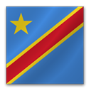 congo, democratic SteelBlue icon