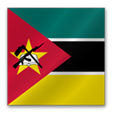 Mozambique Black icon