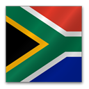 south, Africa DarkSlateGray icon