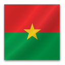 faso, Burkina ForestGreen icon