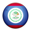 Belize, flag, Country Black icon