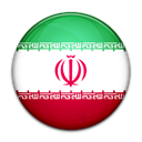iran, Country, flag Black icon