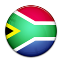 flag, south, Africa, Country Black icon