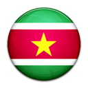 Suriname, Country, flag Crimson icon