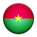 faso, Burkina, flag, Country Crimson icon