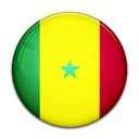 Senegal, Country, flag Yellow icon
