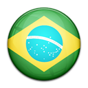 brazil, flag, Country Black icon