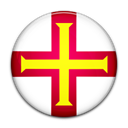 Guernsey, flag, Country Black icon