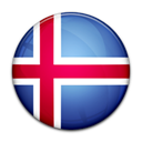 iceland, flag, Country Black icon