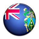 Country, flag, Island, pitcairn Black icon