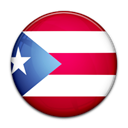 flag, Puerto, Country, rico Black icon