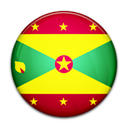Grenada, Country, flag Yellow icon