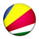 flag, Country, Seychelles Yellow icon