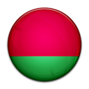 flag, Belarus, Country Crimson icon