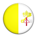 see, flag, vatican, Country, holy, city Yellow icon
