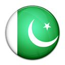 Country, Pakistan, flag Black icon