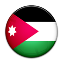 flag, Country, Jordan Black icon