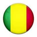 flag, Country, Mali Yellow icon